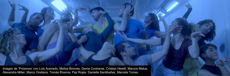 close quarters, proximos,dance,film